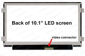 PANTALLA LED SLIM 10.1″ 40 PINES B101AW06 V1 1024*600