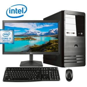 INTEL CORE I3 8100 – 3.6GHZ