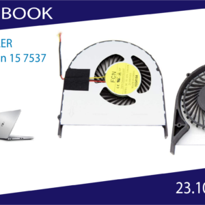 COOLER DELL INSPIRON 15 7537    23.10819.001