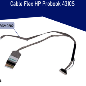 FLEX DE VIDEO HP PROBOOK 4310S 4311S   6017B0210202