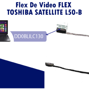 FLEX DE VIDEO TOSHIBA SATELLITE L50-B   DDOBLILC130
