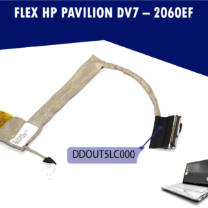 FLEX DE VIDEO HP DV7-2060EF DV7-2113SF   DDOUT5LC000