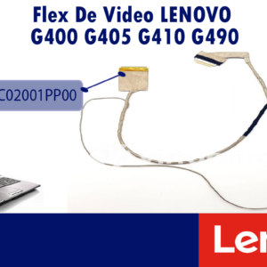 FLEX DE VIDEO LENOVO G400 G405 G410 G490  DC02001PP0