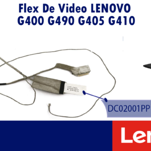 FLEX DE VIDEO LENOVO G400 G405 G410 G490 DC02001PP10