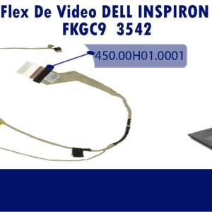 FLEX DE VIDEO DELL INSPIRON FKGC9 3542 3541 450.00H01.0001