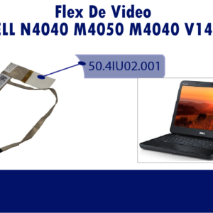 FLEX DE VIDEO DELL N4040 M4050 M4040 V1450 0k46nr  50.4IU02.001