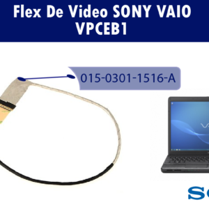 FLEX DE VIDEO SONY VAIO VPCEB1 VPCEH   015-0301-1516-A