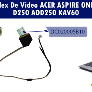 FLEX ACER ASPIRE ONE D250 KAV60 DC02000SB10