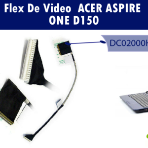 FLEX ASPIRE ONE D150/A150/KAV10 DC02000H00