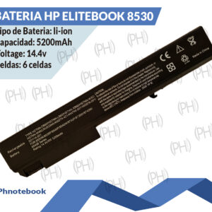 BATERIA HP ELITEBOOK 8530