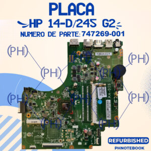 Placa madre HP 14-d/245 G2