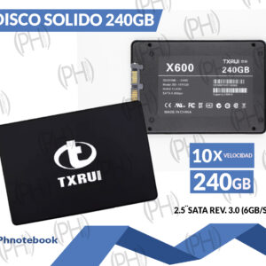 Disco Solido 240Gb Txrui