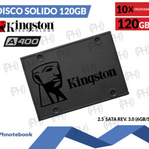 Disco Solido 120gb Kingston