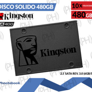 Disco Solido 480Gb Kingston